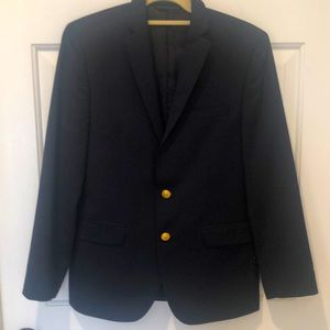 Ralph Lauren Boys Size 16R Blue Blazer